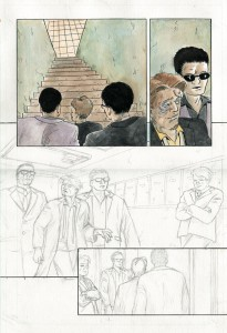 Sparrow & Crowe Pg. 15 - Unfinished
